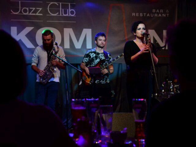 Concert in KOMin – photo report