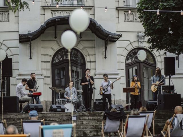 MINI concert at Tramwaj Cafe – photo report