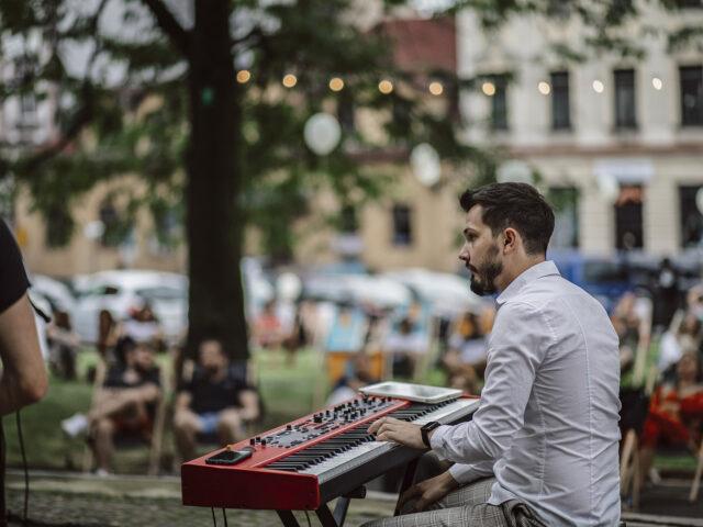 Fund-raiser for the release of Dawid Broszczakowski's debut album